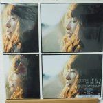 YUKIの8枚目のアルバムまばたきのレコード(LP)購入したよ [レビュー]