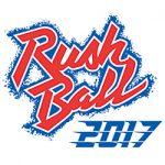 RUSH BALL2017(ラッシュボール)タイムテーブル発表