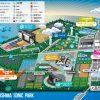 サマーソニック2017大阪 会場新マップ ステージの写真付き詳細や駐車場