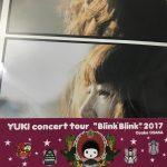 "YUKI ""Blink Blink"" 大阪城ホールライブ2017 2日目に参加した感想セトリ"