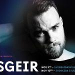 2017年11月単独来日 Ásgeirの最新セットリスト